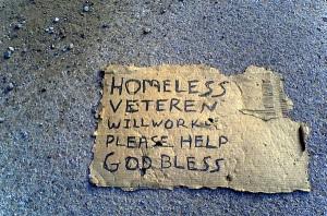 HomelessVetSignByan0nym0us