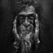 """Faces of the Homeless"" by Lee Jeffries"